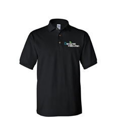 Designer Websites - Black Polo