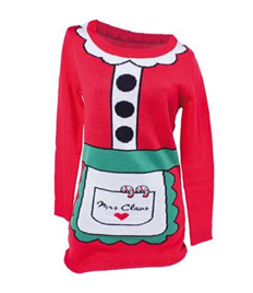 Miss Claus Jumper