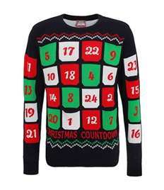 Advent Calendar Jumper